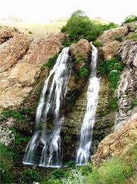 ماهیگیری در جاجرود ، آبشار کمرد