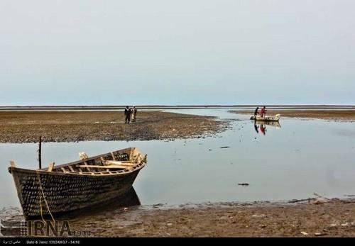 روذخانه میانکاله ماهیگیری در استان مازندران