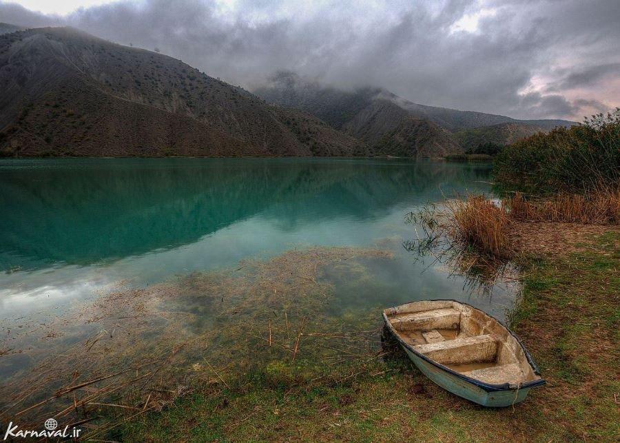 مکان های ماهیگیری ماهیگیری در استان مازندران دریاچه ولشت