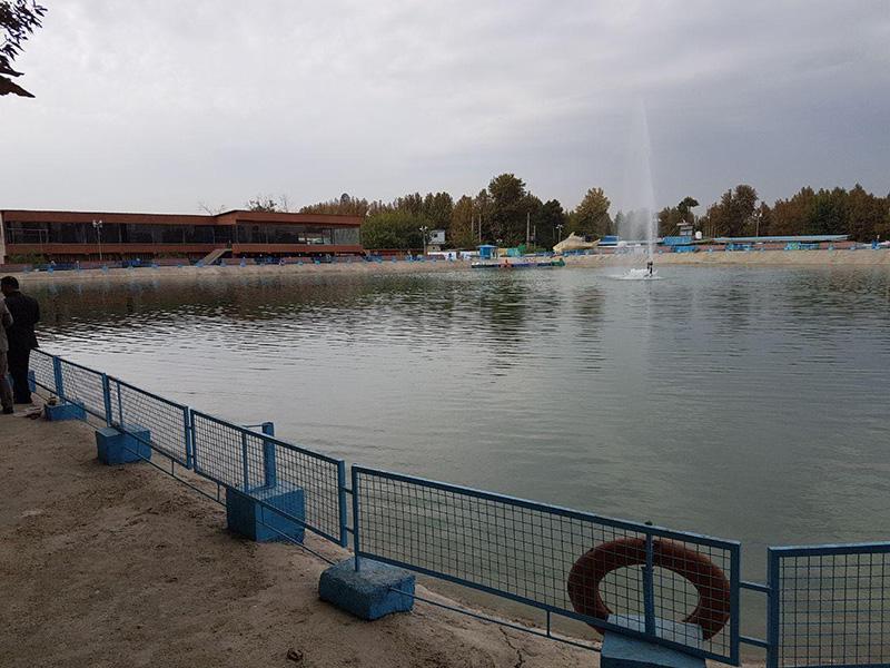 دریاچه باشگاه ماهیگیری خوارزم