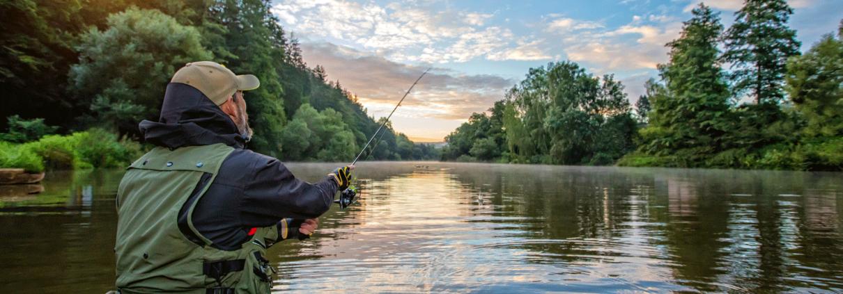 چگونه مجوز صید ماهیگیری و پروانه صید ماهی بگیریم