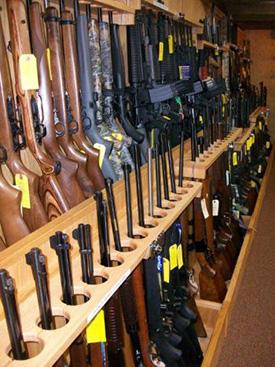 انواع اسلحه  شکاری ( تفنگ بادی پی سی پی pcp )